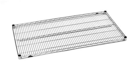 1836ns Metro Stainless Steel Wire Shelf Metro Shelving Metro Shelving Parts