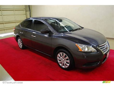 gray nissan sentra 2013 amethyst gray nissan sentra s 84404027 photo 6