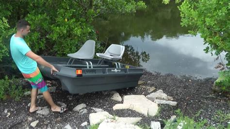 bass hunter boat youtube fishing on bass hunter bass baby 2hp suzuki youtube