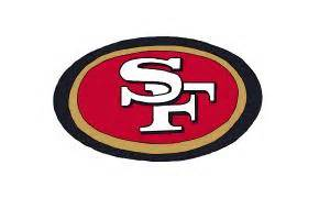 Drawing 49ers Logo by How To Draw The San Francisco 49ers Logo Nfl Team Logo