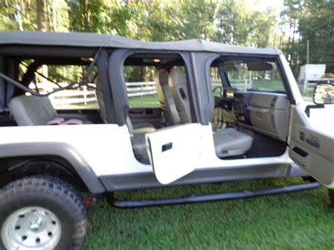 Jeep Wrangler Limo Sell Used Jeep Wrangler Limo Style Jeep In Cheraw South