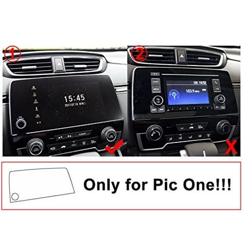 heat resistant lfotpp   honda crv    touring   car navigation screen