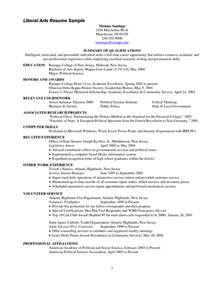 Sle Resume With Masters Degree by No College Resume