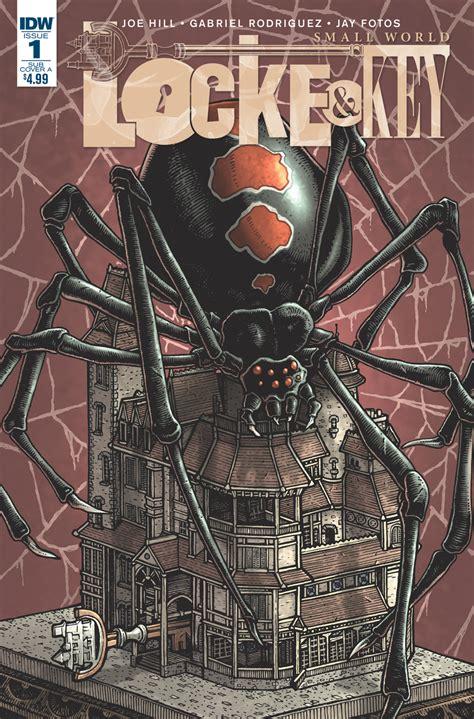 Locke And Key by Locke Key Small World Idw Publishing