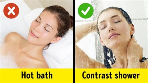 Contrast Showers Detox by 7 S Secrets For Beautiful And Smooth Skin