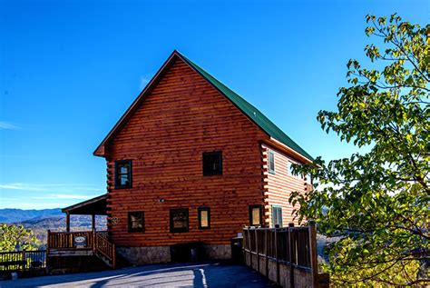 mount leconte views lodge pigeon forge tn cabin