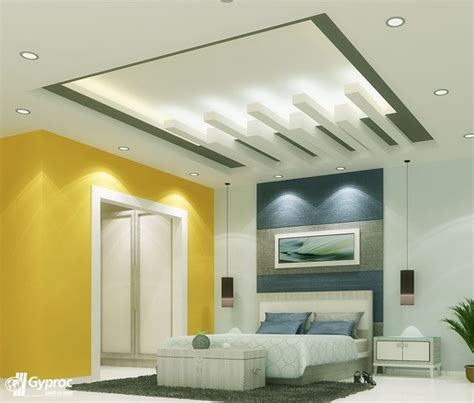 house sealling design experience a positive chage in your home with this artistic falseceiling visit www gyproc in