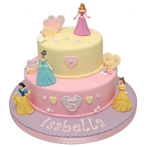 Princess Birthday Cake by Unique Princess Birthday Cake Picture Birthday Cakes Gallery
