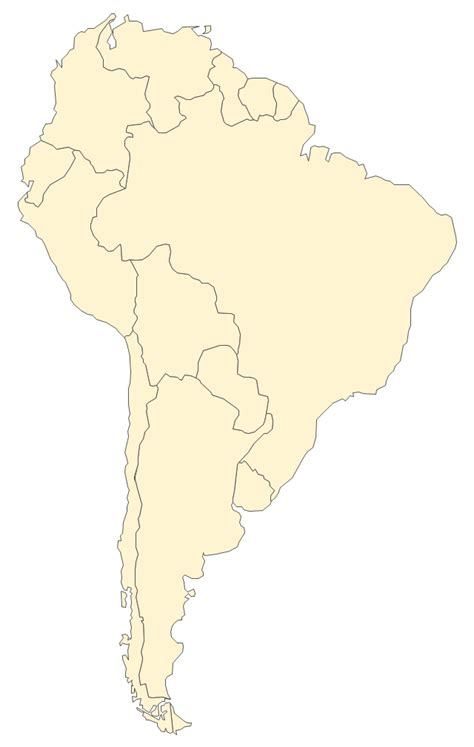 south america map drawing geo map south america suriname south america