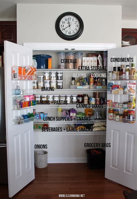 organize your pantry 6 simple things you can do today to clean organize your