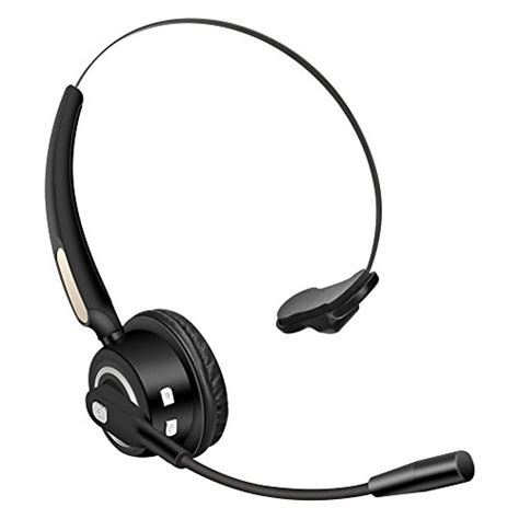 bluetooth headset for desk phone truck driver bluetooth headset office wireless headphones