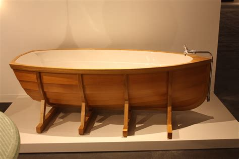 boat bathtub a modern take on an old concept freestanding bathtubs