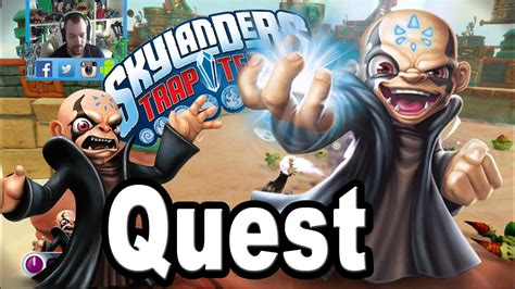 Kaos Deutscher skylanders trap team kaos quest gameplay hd
