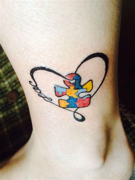 autism awareness tattoos best 25 autism awareness ideas on
