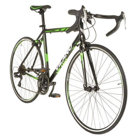 Vilano Bike vilano r2 commuter aluminum road bike shimano 21 speed 700c