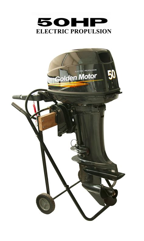 outboard boat motor kit electric outboard motor epo 50hp golden motor china