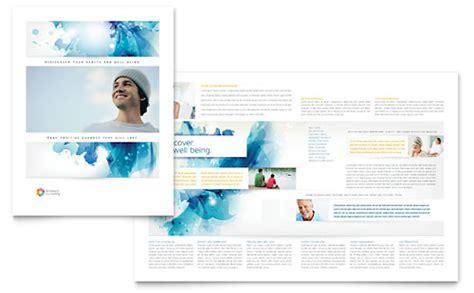 Medical Health Care Phlets Templates Designs Mental Health Brochure Templates