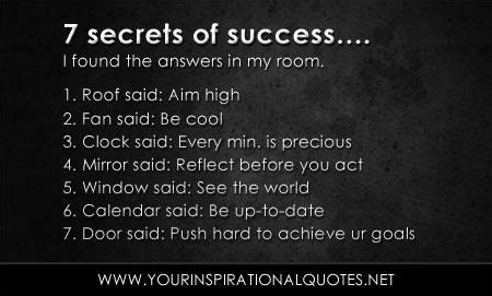 The Seccret Of Success success quotes search smao to be the secret and the o jays