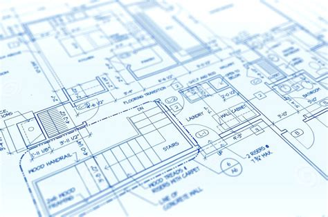builders plans image gallery home construction blueprint