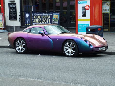 Tvr Tuscan Swordfish Tvr Tuscan S Speed 6 2002 Tvr Tuscan Speed 6 4 0l