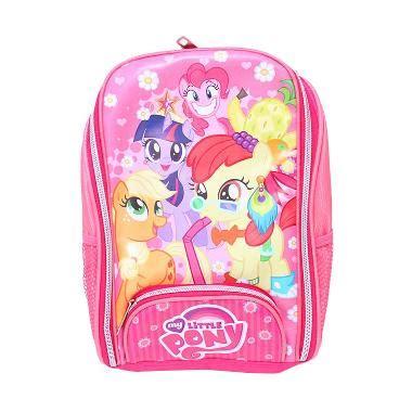 Tas Troly Ransel Anak 6d My Pony jual istana kado tas sekolah anak pony tas ransel harga kualitas