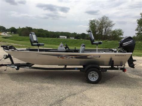 lowe boats stryker 17 fishing boat lowe stryker 17 for sale in plainfield