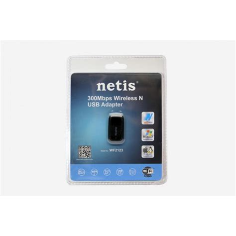 Netis Wireless Adapter Series Wf2123 netis wf2123 300mbps wireless n usb adapter wf2123