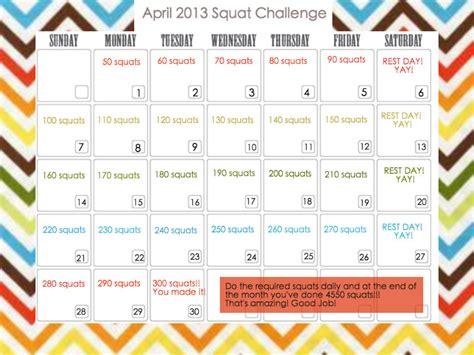april squat challenge april squat challenge let s do this womensdietnetwork