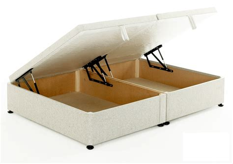 single ottoman bed side opening giltedge beds side opening 3ft single ottoman base faux