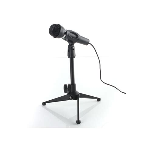 Tripod Mic desktop table adjustable metal tripod microphone mic stand