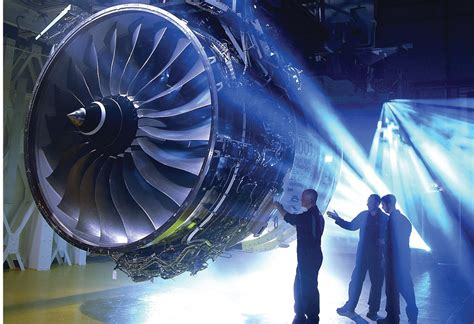 rolls royce tests composite fan systems for advance and
