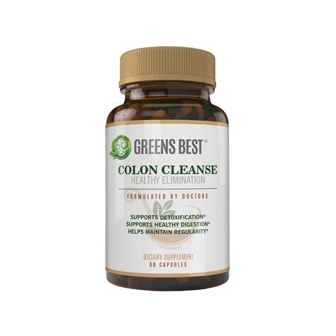 best cleanse best colon cleanse supplement greens best nutrition