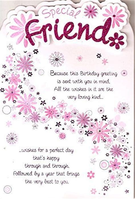 for a very special friend greeting card everyday friend 10 best images about happy birthday friend on pinterest