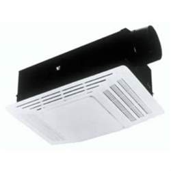 657 broan bathroom exhaust fan light features 70 cfm of