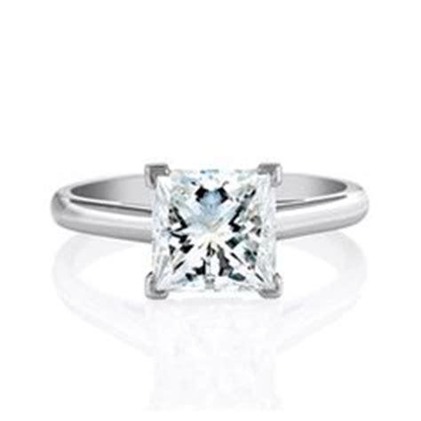 de beers princess cut engagement ring