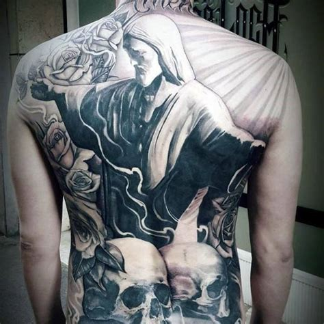 tattoo back chicano 90 chicano tattoos for men cultural ink design ideas