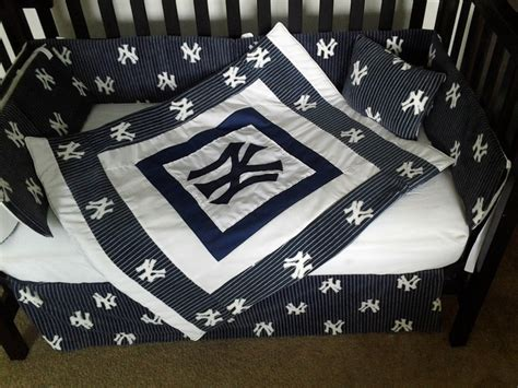New York Yankees Crib Bedding Set 17 Best Images About Baby Boy On Pinterest