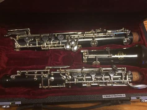 buffet cron 4052 intermediate student oboe reverb