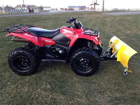 Suzuki King Snow Plow 17 Best Ideas About Atv Snow Plow On Atv Plow