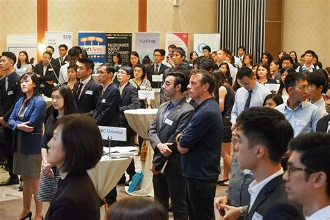 Nus Mba Recruiting Companies by Networking Events Nus Business School