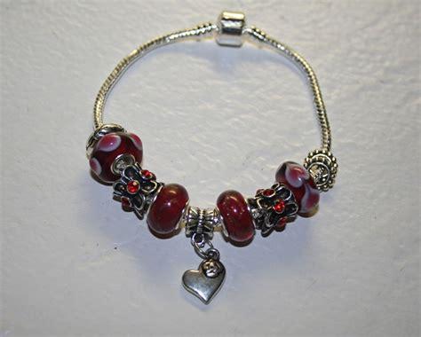 valentines bracelets s day charm bracelet ebay