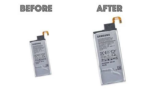 tricks to improve samsung galaxy s6 battery by 50