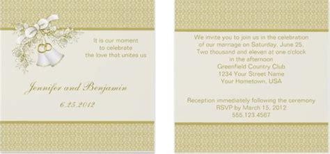 wedding invitations american american wedding invitation the complete guide