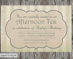 best 25 high tea invitations ideas on tea invitations bridal shower tea