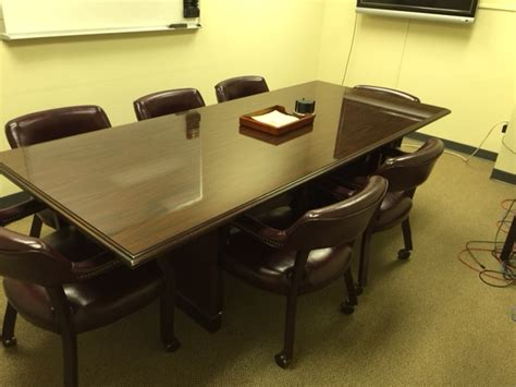 used conference room tables