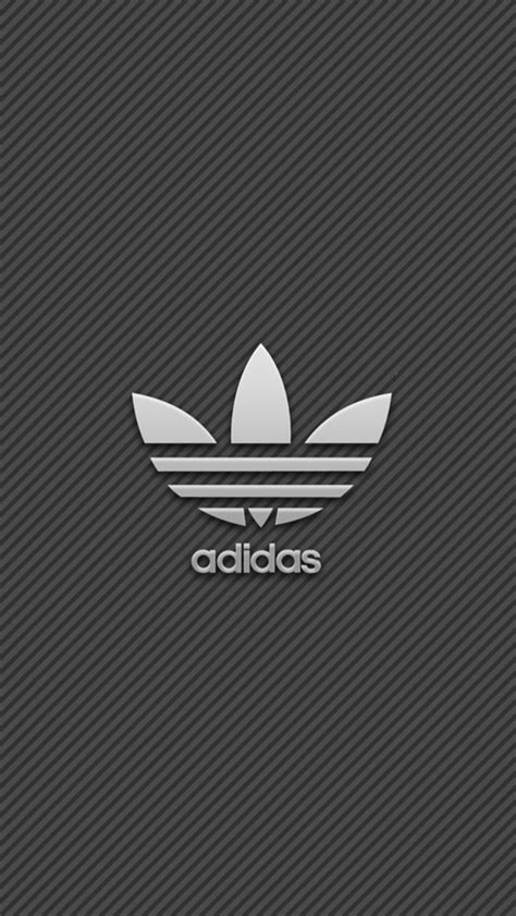 Wallpaper Iphone Logo Adidas | adidas logo top iphone 5 wallpapers com