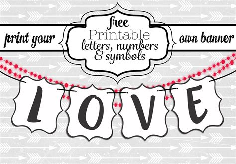 printable abc banner free printable letters for banners entire alphabet