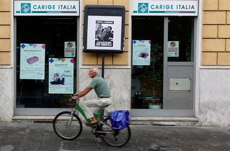 Banca Carige Italia Family by Banca Carige Italy S Carige Bank Discussed Failed