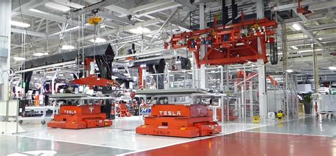 to fremont where tesla will continue to assemble finished vehicles tesla fremont factory 10 electrek