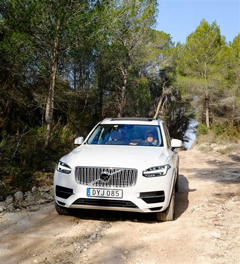 xc90 test drive the is in the details 2016 volvo xc90 test drive